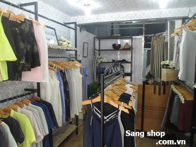 Sang shop mặt tiền Trần Quang Diệu