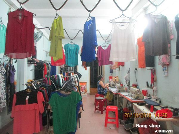 Sang Shop May và Bán gía rẻ