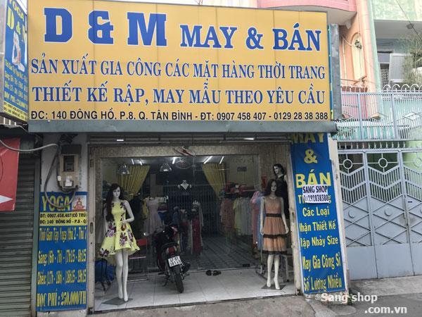 Sang shop may và bán quận Tân Bình