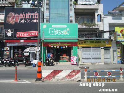 Sang shop Mẹ & Bé quận Gò Vấp