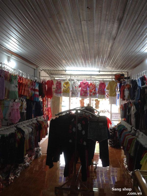 Sang Shop Mẹ và Bé mặt tiền đường Nguyễn Văn Tăng