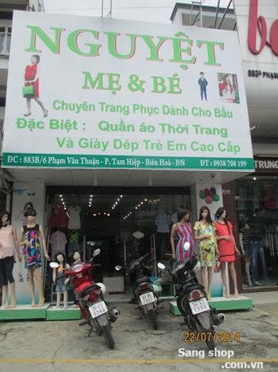 Sang shop Mẹ và Bé Tp. Biên Hòa Đồng Nai
