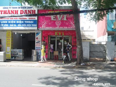 Sang shop MT Lê Quang Định, Quận Bình Thạnh