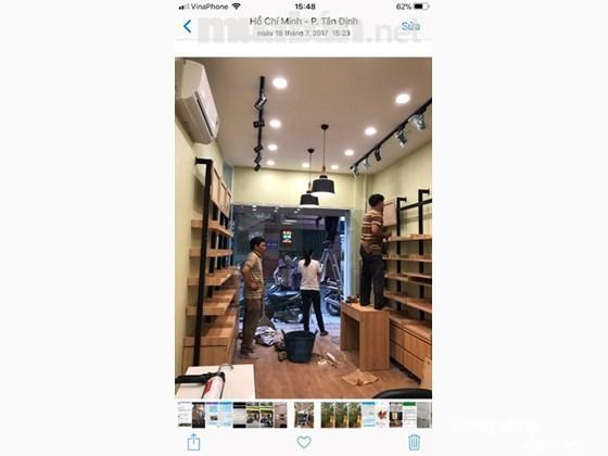 Sang shop Mỹ Phẩm 114 Nguyễn Phi Khanh, Q. 1