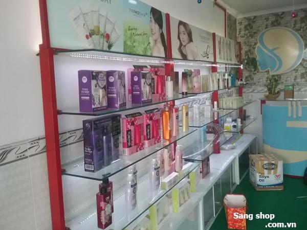 Sang shop mỹ phẩm  Chung cư Bàu Cát