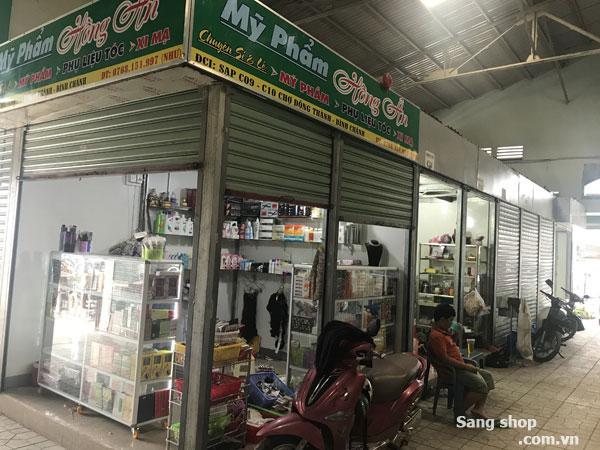 Sang shop mỹ phẩm chợ Bình Chánh