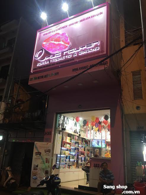 Sang Shop Mỹ Phẩm đường Cống Quỳnh