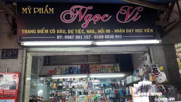Sang shop mỹ phẩm quận Gò Vấp