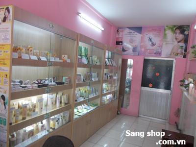Sang shop mỹ phẩm xách tay Hàn Quốc