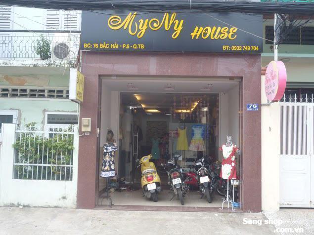 Sang Shop MyNy House đường Băc Hải
