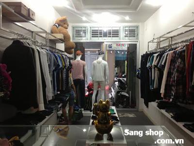 Sang shop nam cao cấp quận 1