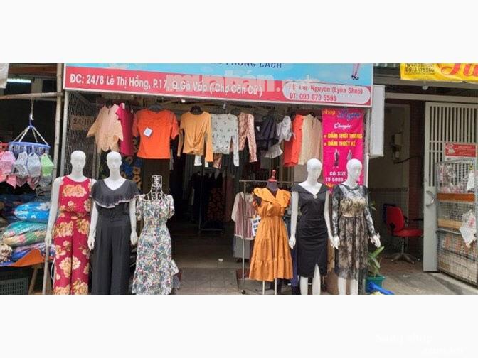 Sang shop ngay chợ căn cứ phường 17, quận Gò Vấp