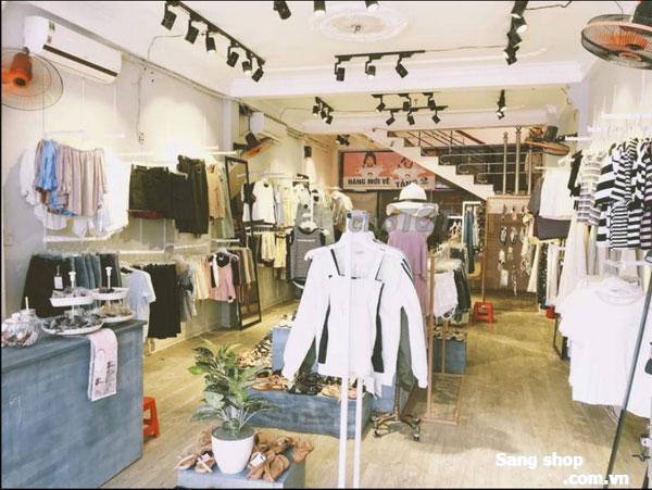 Sang shop nguyên căn đường Lê Duẩn
