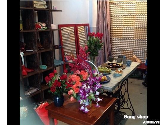 Sang gấp shop Nguyễn Thị Minh Khai Quận 1