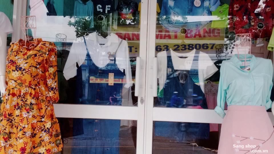 Sang shop nữ đã hoạt động gần 3 năm