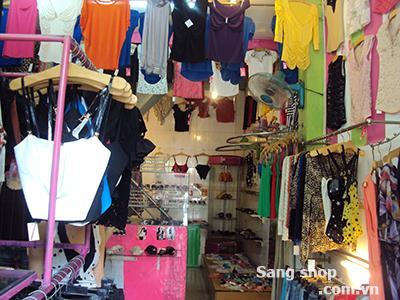 Sang shop nữ đường Nguyễn Thị Tần, Quận 8