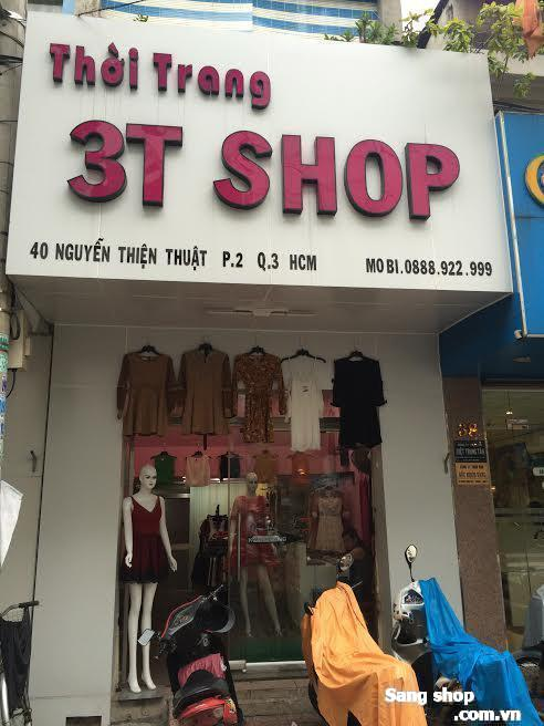 Sang Shop Nữ Hàng Thái + Thiết Kế quận 3