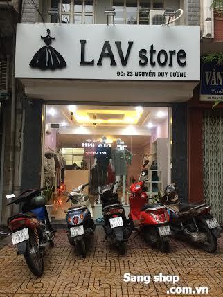 Sang Shop Nữ Hàng Thiết Kế Quận 5
