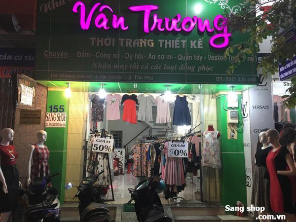 Sang Shop Nữ Hàng Thiết Kế quận Tân Phú