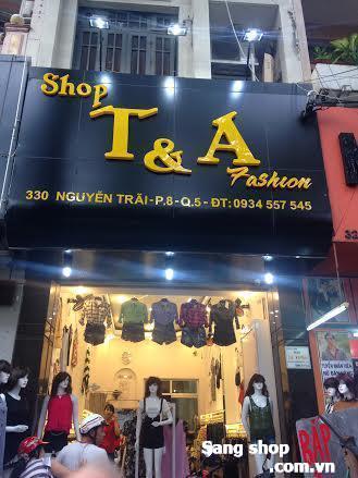 Sang Shop Nữ Thời Trang Cao Cấp