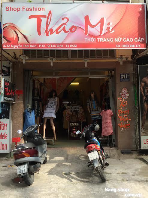 Sang Shop Nữ Thời Trang Cao Cấp quận Tân Bình