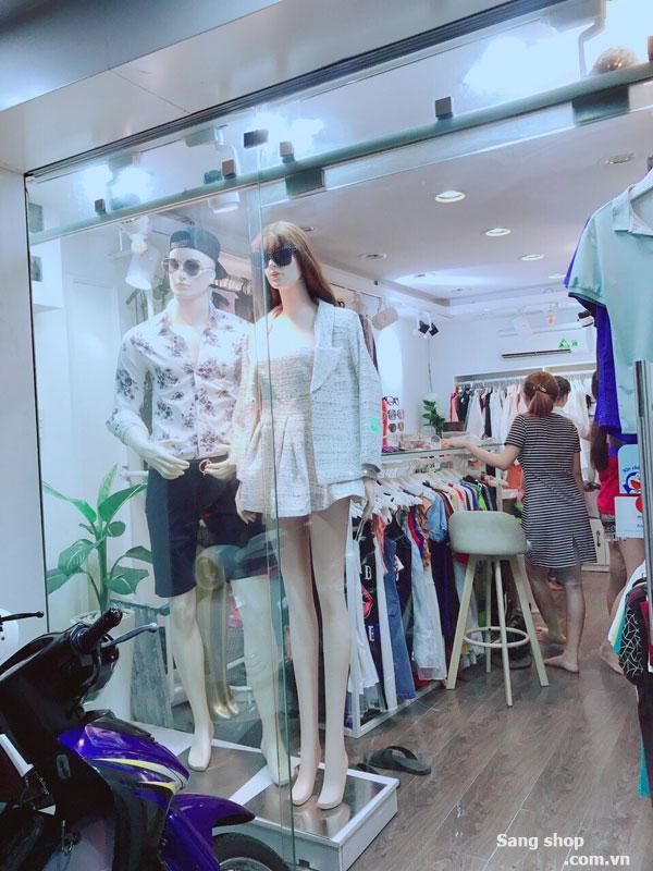 SANG Shop NỮ Và đồ Nam ngay khu vực sầm uất đông nhất Cách mạng tháng 8