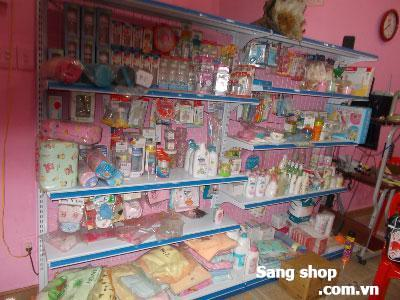 Sang shop online Mẹ & Bé, 80/12/7 Dương Quãng Hàm, P.5, Q.Gò Vấp