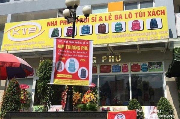 Sang shop phân phối bán lẽ túi xách, vali 189
