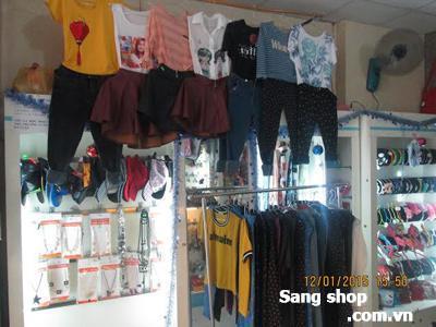 Sang shop phụ kiện quần áo nữ quận Tân Bình