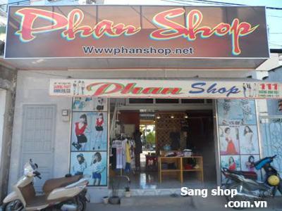 Sang Shop quần áo ở quận 9