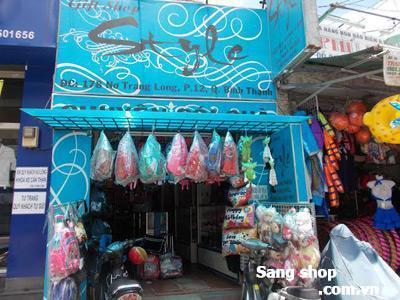 Sang shop quà lưu niệm quận Bình Thanh
