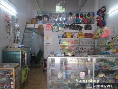 Sang shop quà tặng đồ dùng học sinh Bình Dương