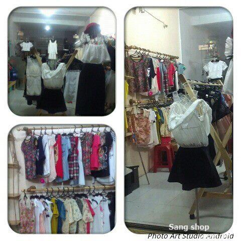 sang shop quần áo  quận 2