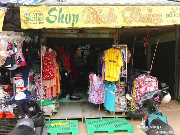 Sang Shop Quần Áo 2 mặt tiền