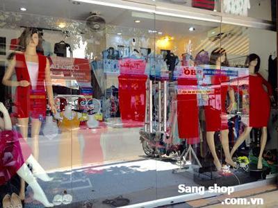 Sang shop quần áo đường Nguyễn Thái Bình