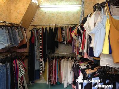 Sang shop quần áo đường Nguyễn Thượng Hiền