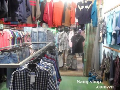 Sang Shop quần áo đường Phan Văn Hơn