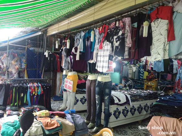 Sang shop Quần áo khu dân cư Tiến thắng