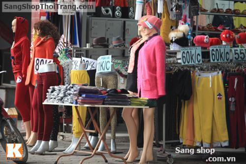 Sang shop quần áo, mặt tiền Kim Ngưu, Hà Nội