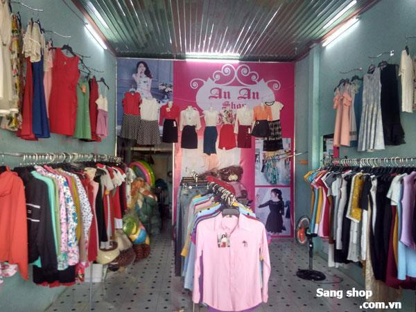 Sang shop Quần áo mặt tiền Phan Văn Đồi