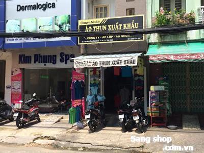 Sang Shop quần áo nam nữ khu Bàu Cát