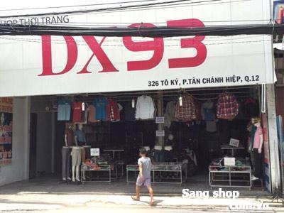 Sang shop quần áo nam quận 12