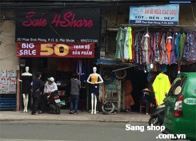 Sang Shop quần áo nữ đường Phan Đình Phùng