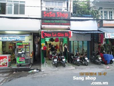 Sang shop quần áo nữ Quận 3