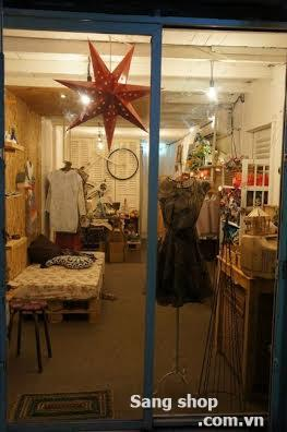 Sang shop quần áo quận 1