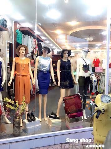 Sang shop quần áo Quận Gò Vấp