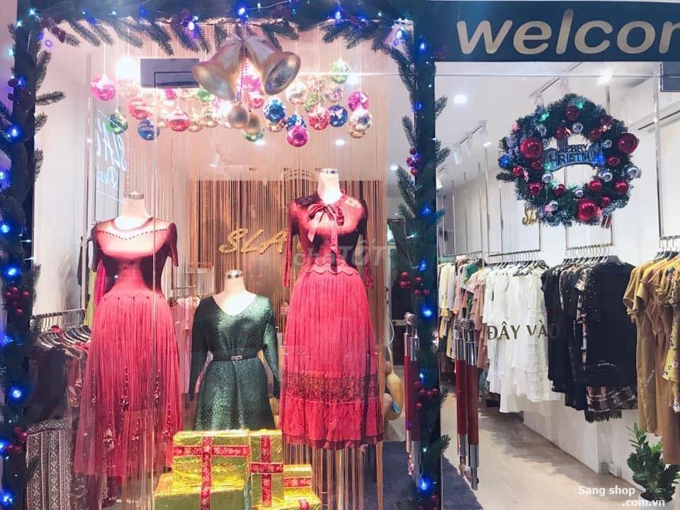 Sang shop quần áo quận Hải Châu Đà Nẵng