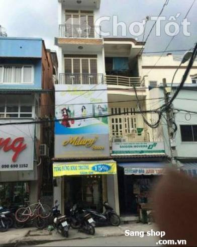 Sang shop quần áo quận Phú Nhuận
