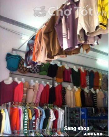 Sang shop quần áo tại Cần Thơ