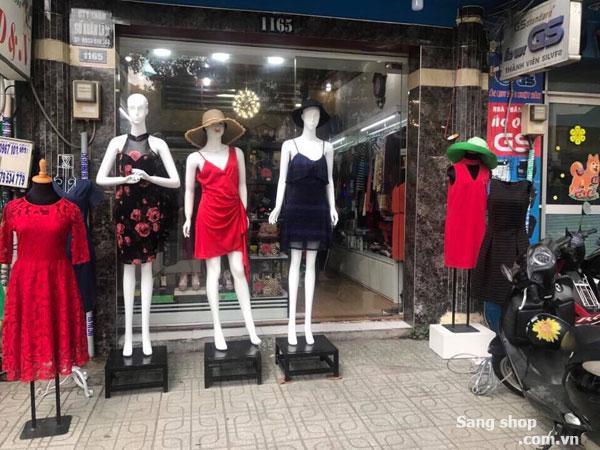 Sang shop quần áo tại quận Gò Vấp